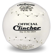 """RAWLINGS SPORTING GOODS F16 """"DEBEER"""" OFFICIAL CLINCHER SOFTBALL 41cm"""