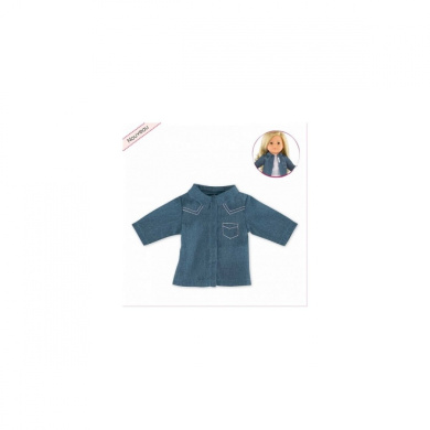 """Corolle Shirt for """"Ma Corolle"""" Doll (Blue)"""