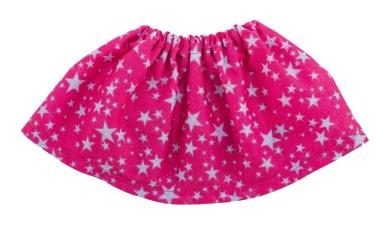 """Corolle Stars Skirt for """"Ma Corolle"""" Doll"""