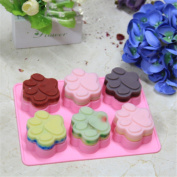 Cute Paw Print Cake Decorating Candy Mould