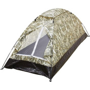 BNFUSA SPTENT1XLDC Maxam Digital Camouflage Water-Resistant Extra-Long 1-Person Tent