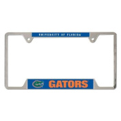 Florida Gators Official NCAA 30cm x 15cm Metal Licence Plate Frame by Wincraft