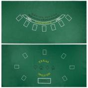 Blackjack and Texas Hold 'Em Felt by Brybelly