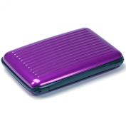 Aluminium Wallet Credit Card Holder RFID Protection Light Durable Safe & Stylish