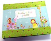 Baby's First Years Photo Memory Album.