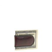 Bosca Old Leather Magnetic Money Clip