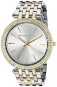 Michael Kors Women's MK3215 Darci Two-Tone Glitz Watch