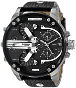Diesel Men's DZ7313 Mr. Daddy Black Watch