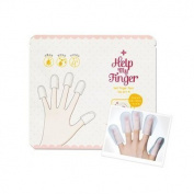 Etude House Help My Finger Nail Finger pack 4EA by Etude House [Korean Beauty]