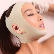 Face Slimming Cheek Mask,Smooth Breathable Compression Chin Strap Neck Support Lift V Face Line Slim Up Belt Strap
