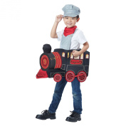 Train Rider Costume For Kids - One-Size