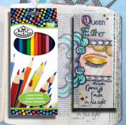 Coloured Pencils-Bright 12/Pkg