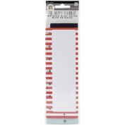 Happy Planner Note Pads 19cm x 6.4cm 2/Pkg