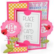 Sizzix Framelits Dies By Stephanie Barnard 19/Pkg-Gift Card Flip-Its Card