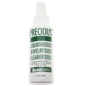Beadsmith Precious Liquid Jewellery Cleaner - Spray On & Rinse - 120ml Bottle