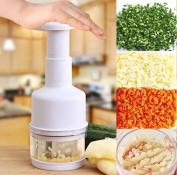Mini Manual Multi Pressing Vegetable Onion Garlic Food Chopper