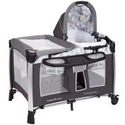 Baby Trend Go-Lite ELX Nursery Centre - Drip Drop Blue