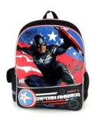 Backpack - Marvel - Captain America the Winter Soldier V2 New Bag 611903