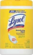 Reckitt Benckiser 107761 Lysol Disinfecting Wipes 110 Ct. Citrus Scent