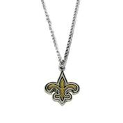 New Orleans Saints Pendant Necklace
