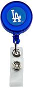 Aminco Los Angeles Dodgers Badge Reel