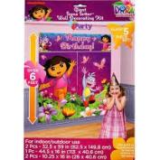 Dora's Flower Adventure Decorating Kit 5