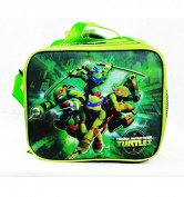 Lunch Bag - Teenage Mutant Ninja Turtles - TMNT Kit Case New TN26784