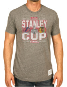 Chicago Blackhawks Tampa Bay Lightning 2015 NHL Stanley Cup Final T-Shirt