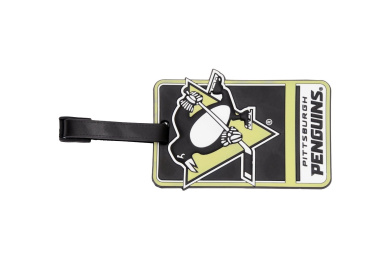 Pittsburgh Penguins Luggage Tag
