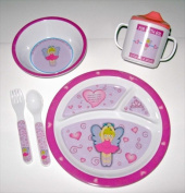 Mealtime Set - All Things Are Possible - Tutu - Pnk