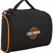 Harley Davidson by Athalon Fabric Toiletry Kit