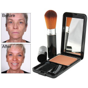 Go Natural Cosmetic- Works On All Skin Types Tones & Ages - 8 in 1 Uses