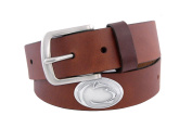 NCAA Penn State Nittany Lions Zep-Pro Leather Concho Belt