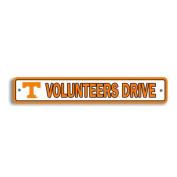 NCAA Tennessee Volunteers Street Sign