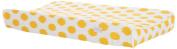 Sweet Potato by Glenna Jean, Swizzle Yellow Changing Pad Cover Yellow dot