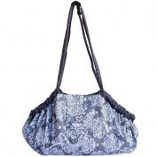 Baby Bella Cover 'n Go Carry All Nappy Bag - Royal Mist