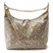 JP Lizzy Glazed Bella Madre Hobo Style Nappy Bag