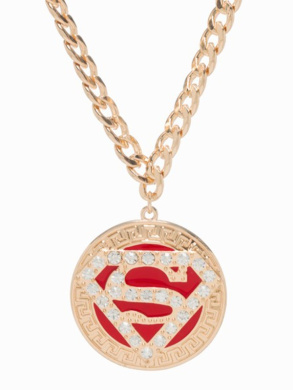 Necklace - DC Comics - Superman Logo New Toys Licenced fj2r71spm