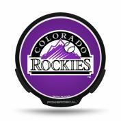 Colorado Rockies Power Decal