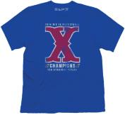 Kansas Jayhawks 2014 Big 12 Basketball Champions 10 X Straight Victory T-Shirt