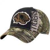 Legendary Whitetails Camo Captain Collegiate Cap Missouri Tigers