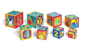 ABC & 123 Stacking Cubes