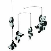 Flensted Mobiles Nursery Mobiles, Panda Mobile [Baby Product]