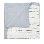aden + anais - Rayon Bamboo Muslin Dream Blanket - Moonlight
