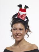 Stuck Santa in Chimney Mini Hat