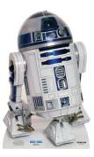 Star Wars - Life-sized cardboard cutout/standee of R2-D2