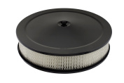Mr. Gasket 9790BP Flat Black 36cm Competition Air Cleaner