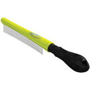 Furminator Comb Rotating Tines Comb Lg Dogs Cats With Curly Silky And Wiry Coats