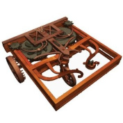 Elenco Electronics Leonardo Da Vinci Kits - Self-Propelled Cart