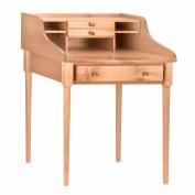 Office Desk Country Solid Pine Bradford Desk 80cm W | Renovator's Supply
